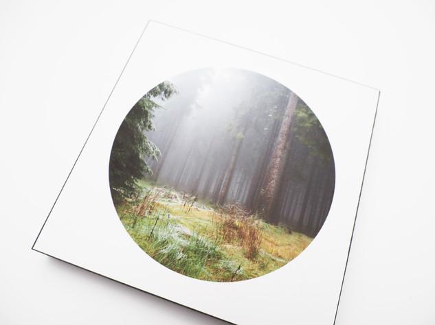 Holzbild 15x15cm  Kunstdruck auf schwarz durchfärbtem MDF. Zum hinhängen und hinstellen!  29€  Artikelnr: 2017 Bestellung per Kontaktformular