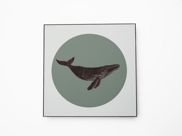 Holzbild 15x15cm  Kunstdruck auf schwarz durchfärbtem MDF. Zum hinhängen und hinstellen!  29€  Artikelnr: 2021 Bestellung per Kontaktformular