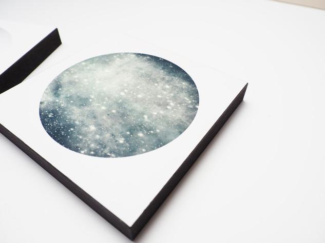 Holzbild 15x15cm  Kunstdruck auf schwarz durchfärbtem MDF. Zum hinhängen und hinstellen!  29€  Artikelnr: 2020 Bestellung per Kontaktformular