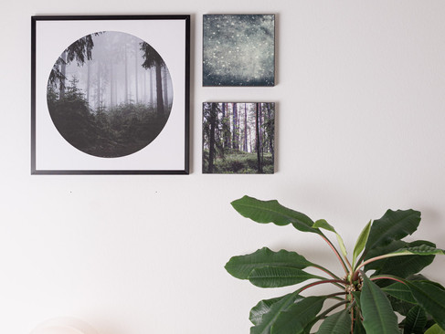 Kunstdruck 32x32cm inkl. schwarzem Aluminium-Bilderrahmen   Set 99€  Artikelnr: 4015 Bestellung per Kontaktformular