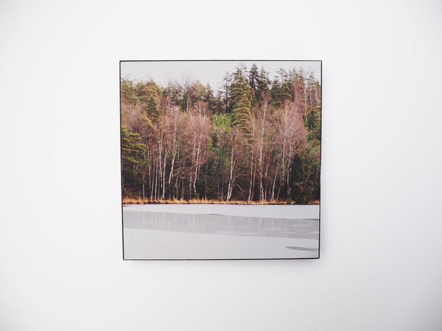 Holzbild 15x15cm  Kunstdruck auf schwarz durchfärbtem MDF. Zum hinhängen und hinstellen!  29€  Artikelnr: 2022 Bestellung per Kontaktformular