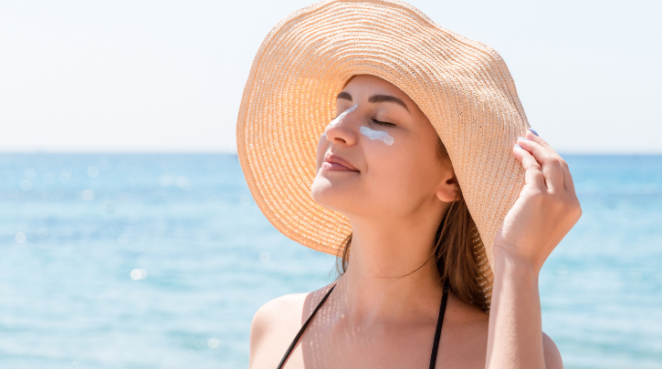 How To Treat And Prevent Signs Of Sun Damage
