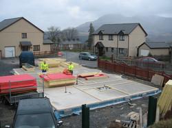 Our own development in Ffestiniog, Snowdonia