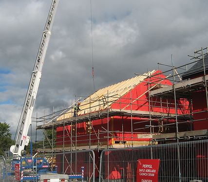 Timber Frames Wales Timber Frames Manufacturer