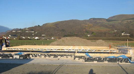 Timber Frames Wales Timber Frames Manufaturer