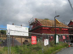 Penmachno Project with R.L