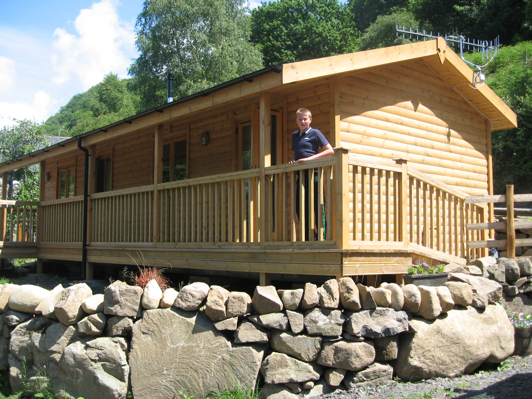 Chalet for Holiday Lets