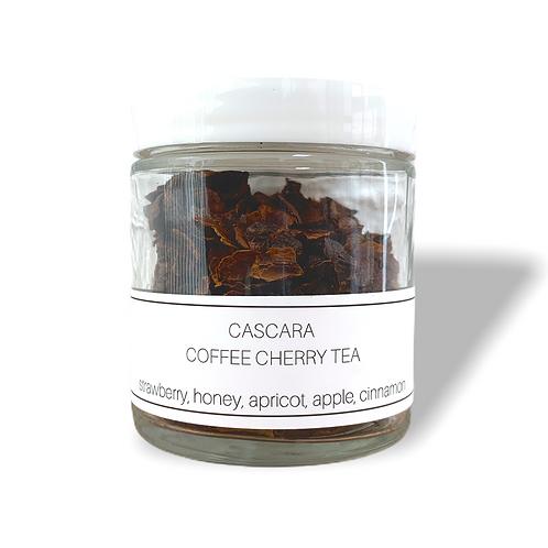CASCARA - COFFEE CHERRY TEA