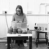 Slovenian artsist and ceramiscist, Julija Pustovrh