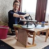ECW Scottish Ceramicist, David Gray