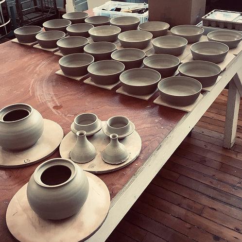 White special stoneware