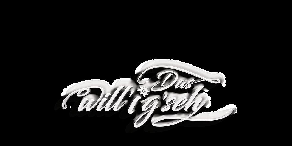 TV Sendung - Das will'i g'seh