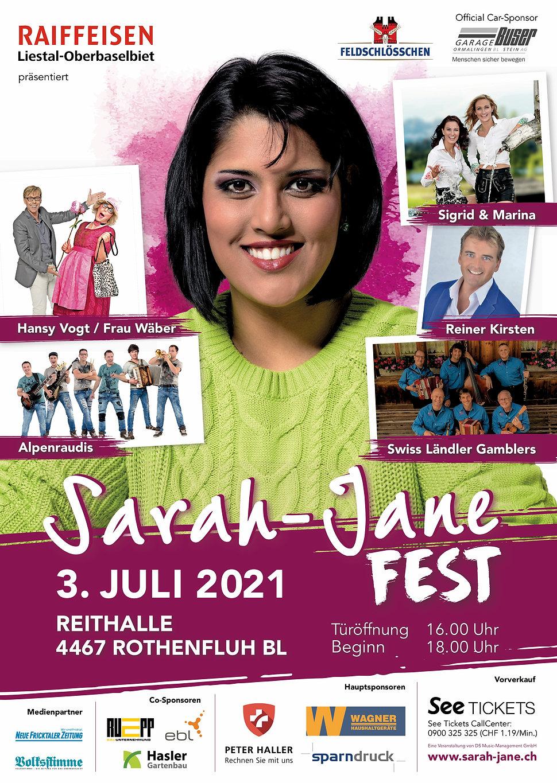 Sarah-Jane Fest 2021