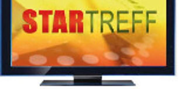 """TV Sendung """"StarTreff"""""""