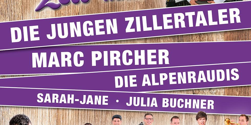 Schlagerzelt - Zürich Oberland (ABGESAGT)