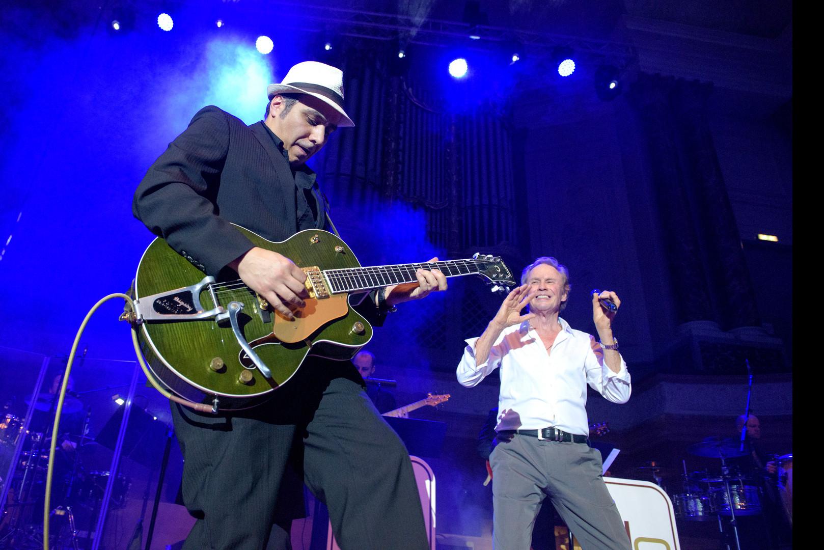Music Night mit Peter Kraus & Andriano Tolba