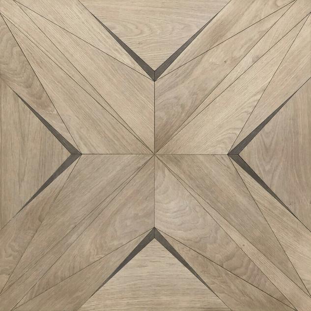 Unique Parquest Floor Design