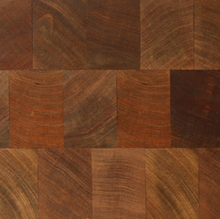 douglas fir black walnut floor end grain