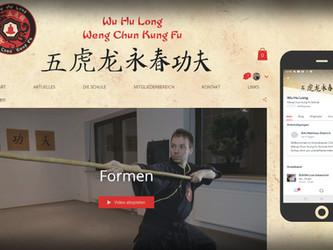 Wu Hu Long goes digital !!!
