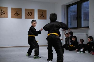 Kinder Kung Fu - 1 gegen 1