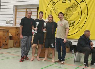 Wieder ein Erfolg beim International Kuoshu Cup in Neu-Ulm