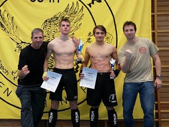Erfolg beim 18. International Kuoshu Cup in Neu-Ulm