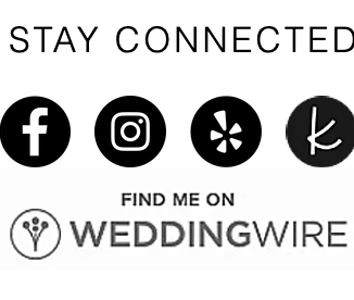 We are now a featured vendor on The Knot and Wedding Wire!