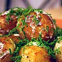 Baby Potatoes with Dill
