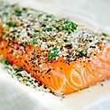In House Cured Salmon