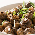 Chipotle Mushrooms