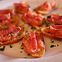 Jamon Canapes