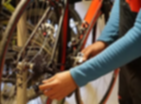 réparation vélo VTT Laruns vallée d'Ossau