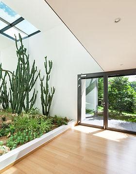aménagement intérieu végétal paysagiste Pau