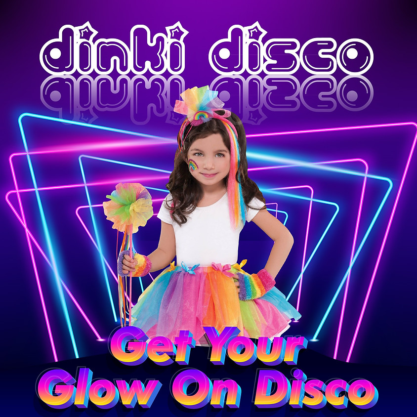Get Your Glow On Disco - EVENT CANCELLED