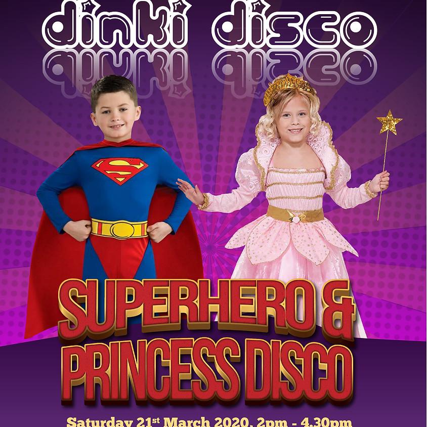 Superhero & Princess Disco