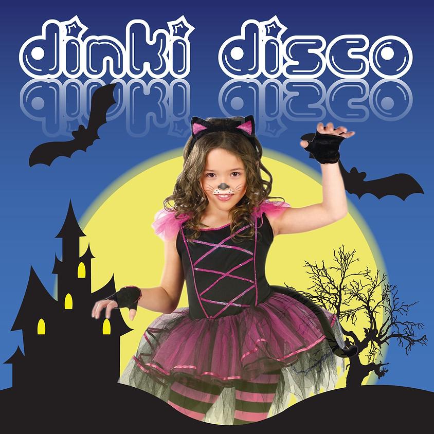 Halloween Spooktacular Disco 2021