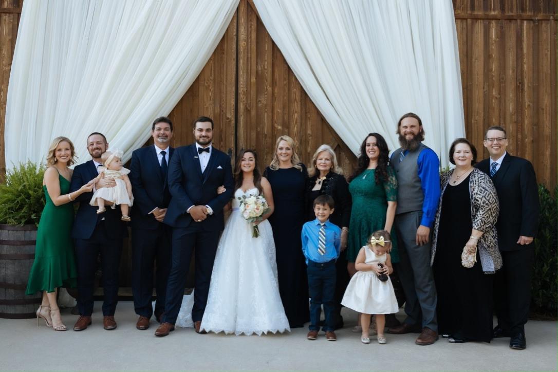 Who doesn't love weddings!