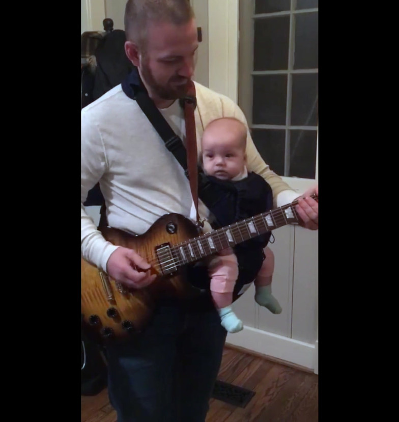 Daddy&BabyLullaby