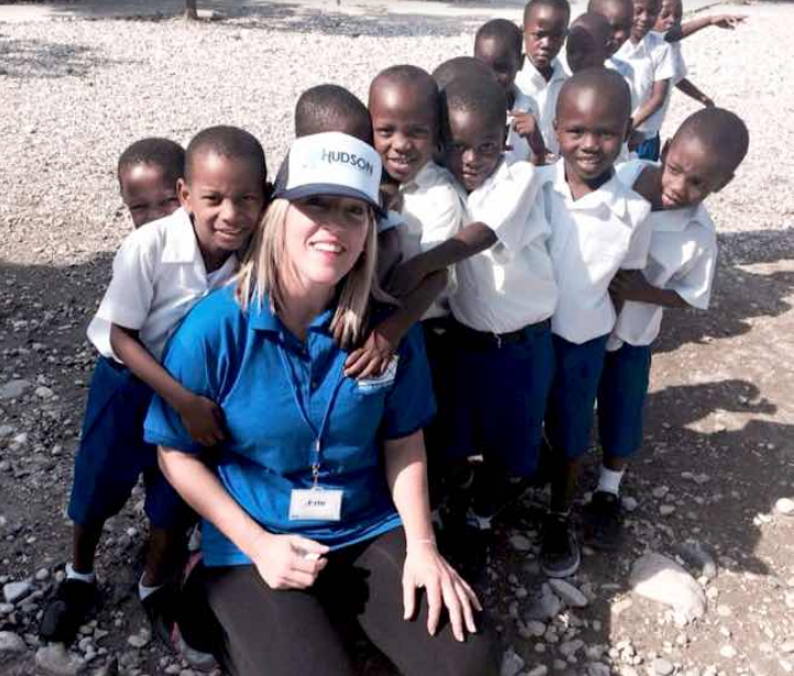 Making a difference around the world