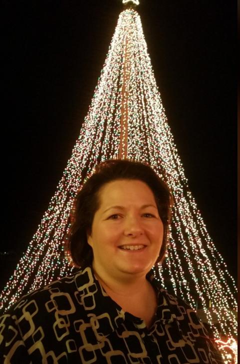 Kim Wendland Christmas Lights
