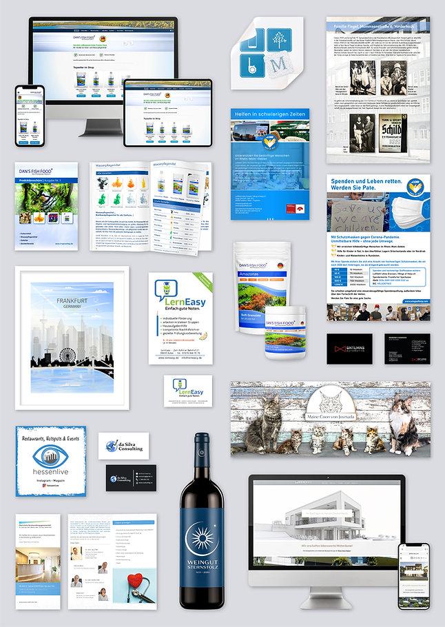 Grafikdesign Frankfurt_Nashorn Design_Design-Übersicht