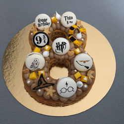 NUMBERCAKE HARRY POTTER