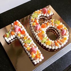 Copie de Number cake 16