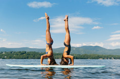Surf Yoga package