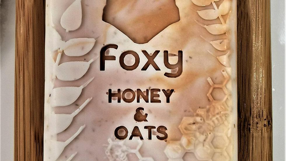 Foxy Honey & Oats Shea Butter Bar