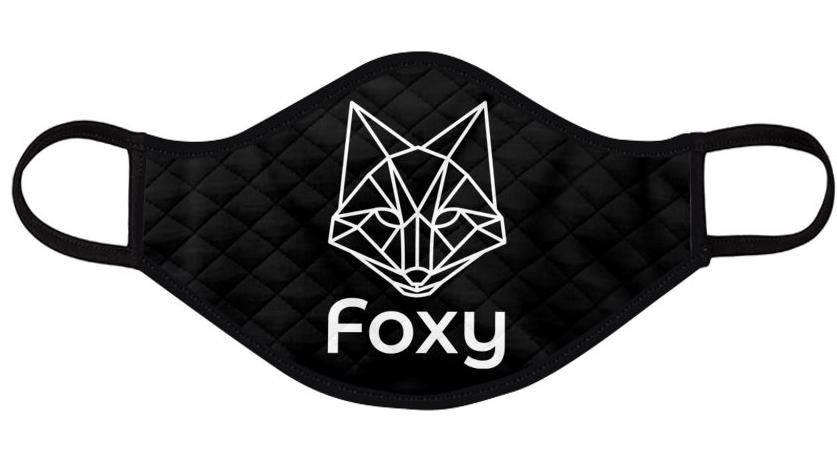 Foxy Face Mask