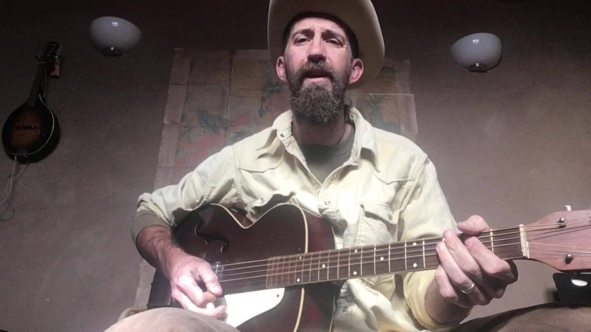 """""""Spread My Wings""""  We made a big leap from living in a yurt in rural TN to moving to a small fishing village in Mexico. I wrote this song during that transition. It was a tough decision.  We disappointed family and friends by up and leaving. But in t"""