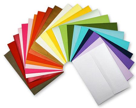 Plain Envelopes