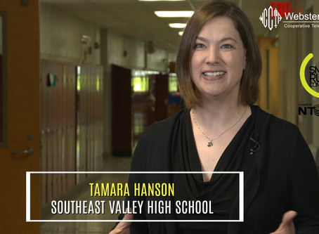 Southeast Valley High School Students Benefit From Broadband
