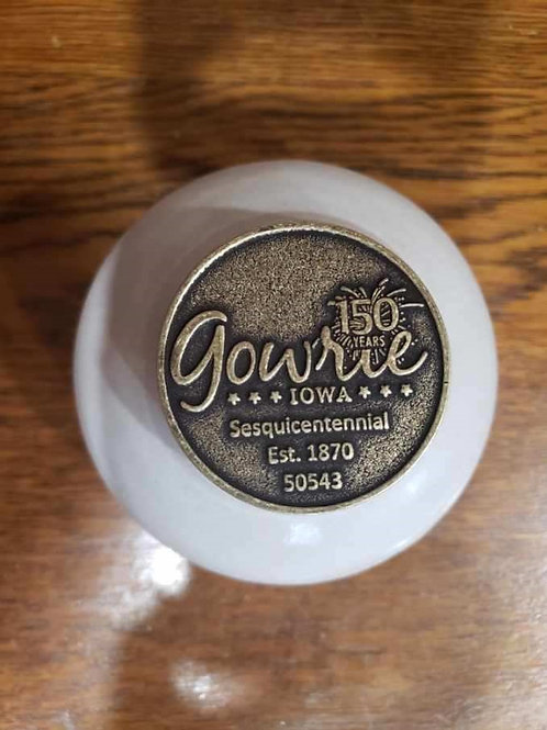Commemorative Gowrie Coin